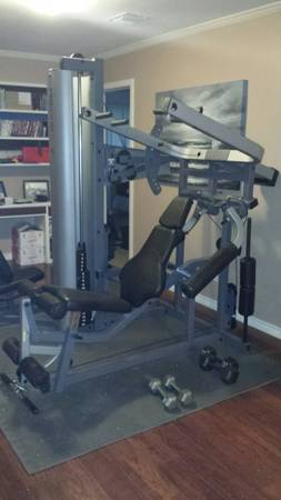 Precor S3.21 Home Gym - $1100 (Brenham, TX)