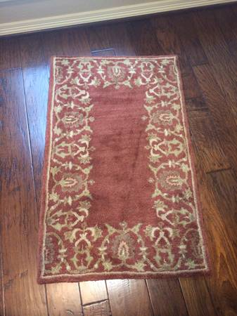 Allen Roth Area Rug - x002425 (College Station)