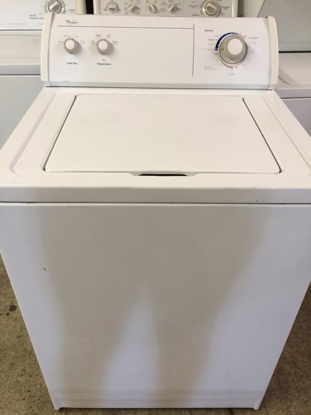 200  Whirlpool Washer in White