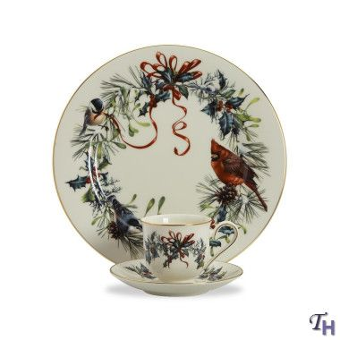 Lenox Winter Greetings China - $60 (College Station)