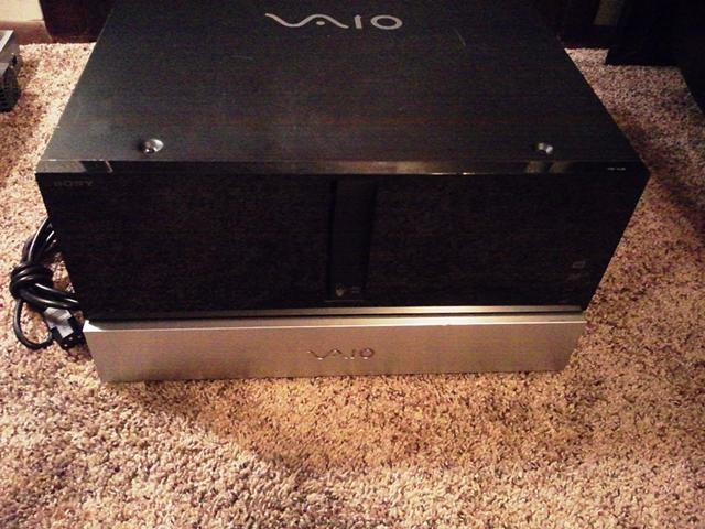 $50, Sony Vaio Vgp-xl1b 200 Disc Dvd And Cd Player Changer RECORDER