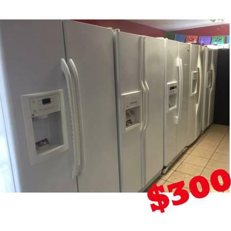 Gently used appliances for your home