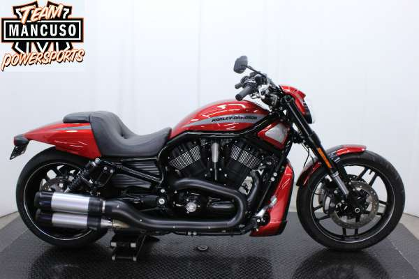 11 990  2013 Harley-Davidson Night Rod Special