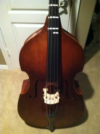 12 karl reiser bass - $750 (University and Holleman)
