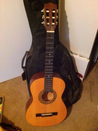 Kaman Montana CL 34 Guitar - $75 (College Station)