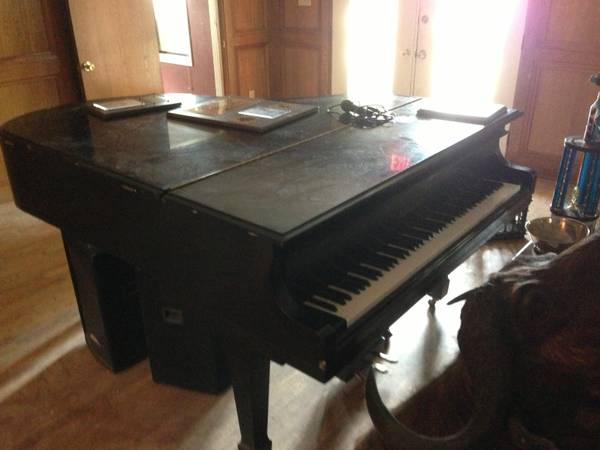Used Bernhard Steiner Professional Grand Piano - $6 (college station)