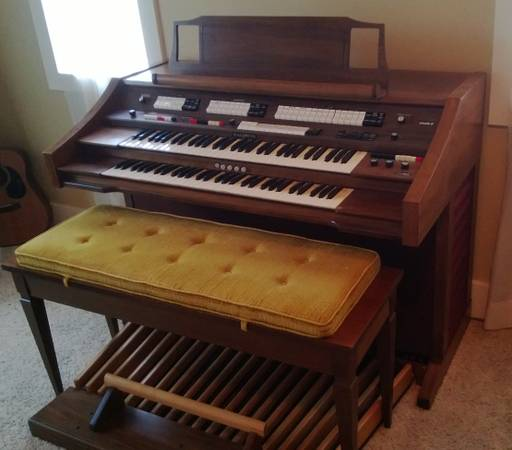 Baldwin Studio II organ - $500 (College Station)