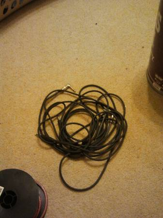 Two Fender guitar cords to 14 - $15 (eastgate)