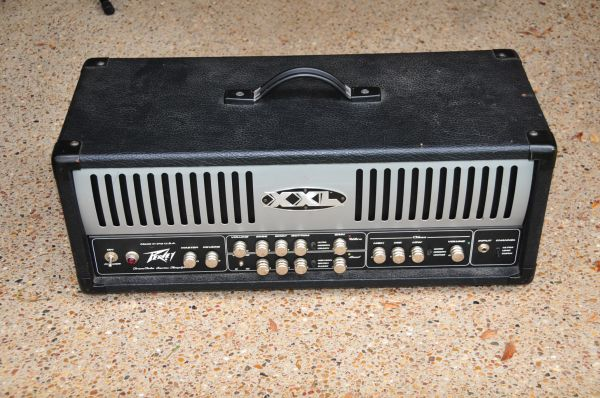 Peavey XXL Professional Lead Amplifier head - $150 (College Station)