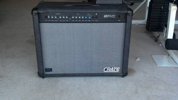 Crate GFX-212T Combo Amp - $100 (College Station)