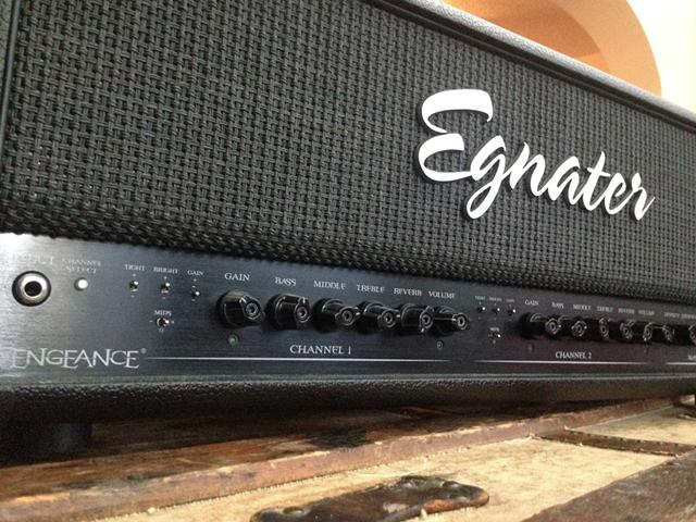 FINAL REDUCTION Egnater Vengeance 120 watt all-tube amp head -  450 Seabrook