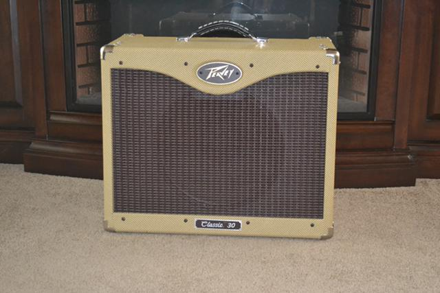 Peavey Classic 30 112  Tweed 30 Watt Guitar Amp