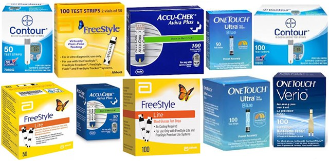 Buying Diabetic Test Strips Cash Paid Up to  40 each box