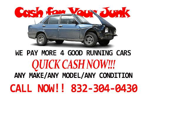 Sell Your Cars  Trucks and Junk to Car Buyers