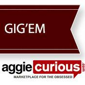 Managing Director - AggieCurious com  College Station  TX