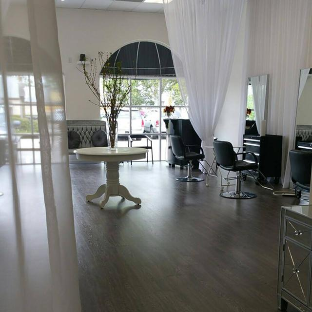 Booth Rental Salon