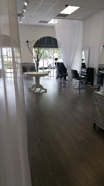 Booth rental opportunity for hairstylists and esthetians