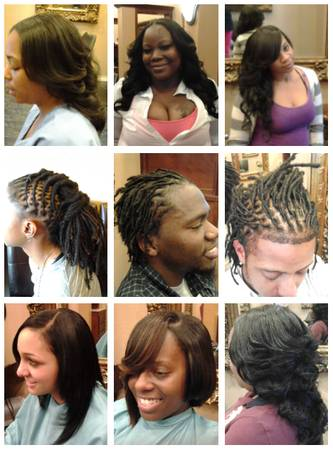 Weaving Natural Hair Stylist (westheimer (WALK-IN WELCOMED))