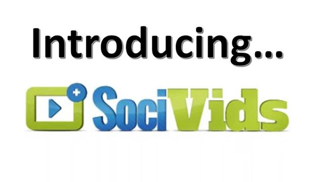 Socivids Software to Put Clickable Links and Call to Action Boxes in any Youtube Video