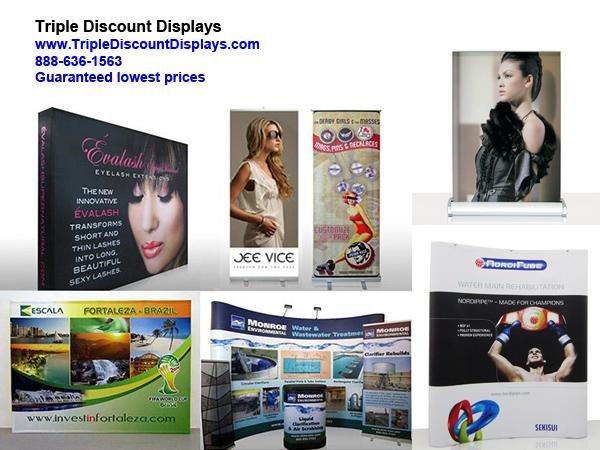 Trade Show Display production