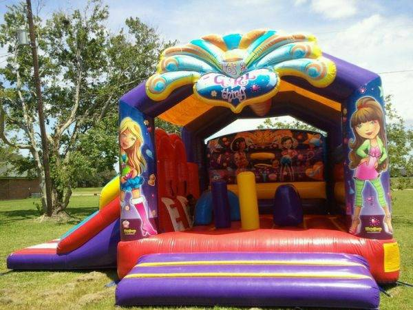 Bouncer Bounce house Brincolin Jumper Jump House Inflatable (Houston and vicinities)