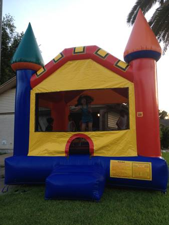Bouncer Bounce house Brincolin Jumper Jump House Inflatable (Houston and surroundings)