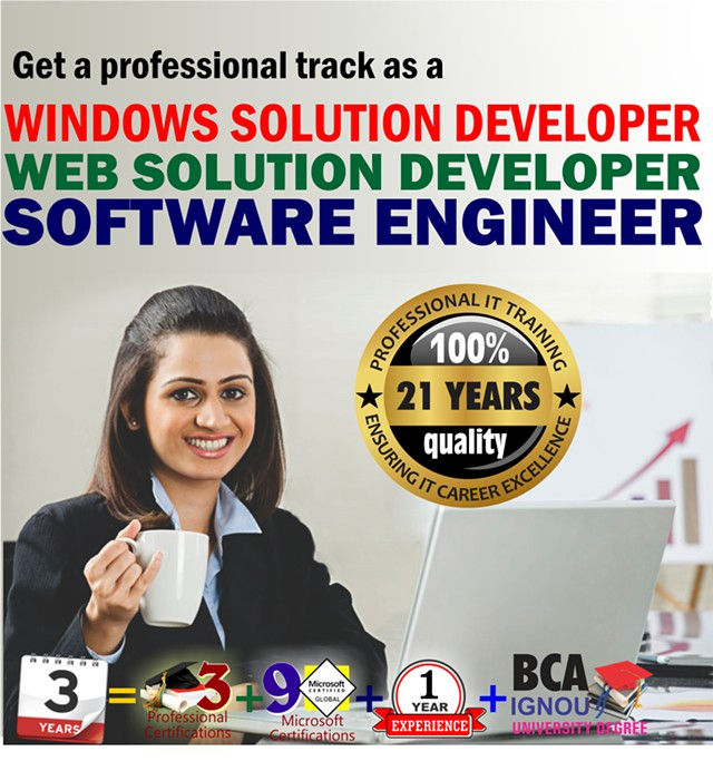 Become Software Engineer after 102 Non-Medical Contact 9878100815
