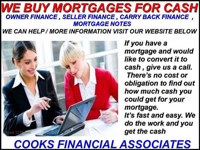 If You Are Holding   Deed   Owner  Mortgage  Or Seller  Finance Note