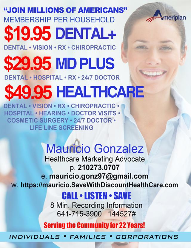 Affordable Dental and Health Plan
