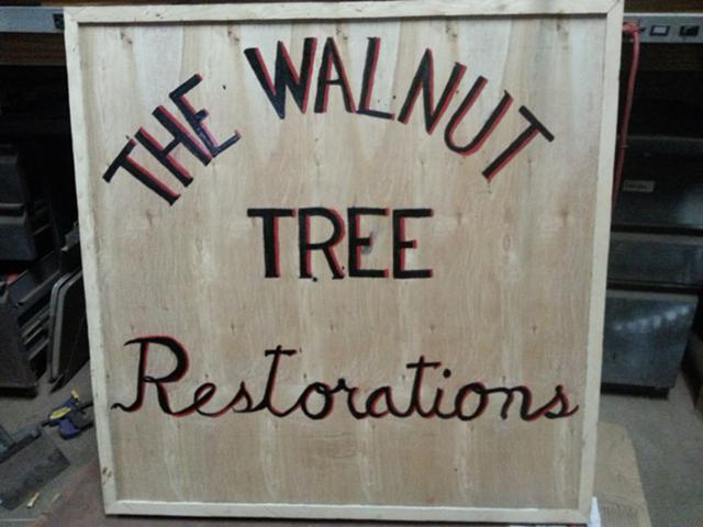 Walnut Tree Restorations  Furniture Refinishing Repairs  and Restoration