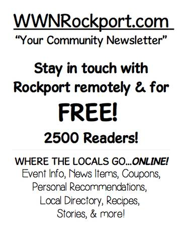 Looking for ROCKPORT   FULTON Events   Rockport-Fulton  Texas