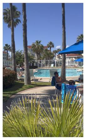 1br - BEACH CLUB June 15 to July 15 (N. Padre Island Whitecap Beach)