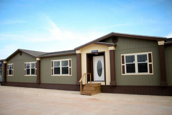 The BEST construction in Texas on Manufactured Homes (The ones they dont want you to see))