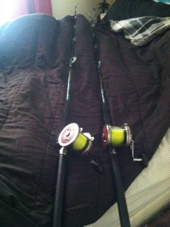 Big Game Penn Rod and Reels  -   x0024 1  Rockport