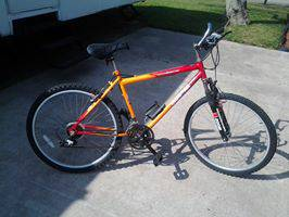 Huffy bike for sale -   x0024 40  Corpus