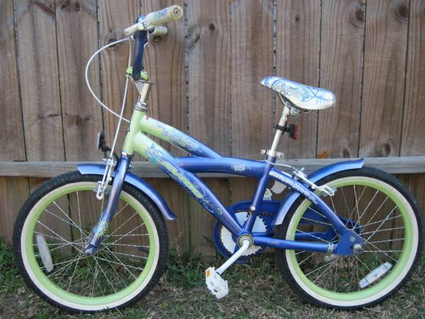 Bike for Toddler Girl -   x0024 55  Southside