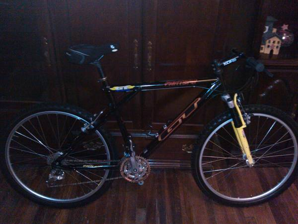 GT Pantera mountain bike - $250 (cc tx)