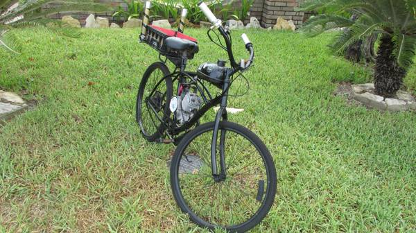 Bicycle Engine- GrubeeSkyhawk - $375 (The bluff)