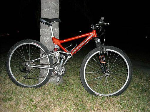 Schwinn S-20 Full Suspension MTB - $450 (Padre)