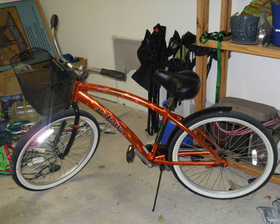 La Jolla Beach Cruiser Bike - $40 (Aransas pass)
