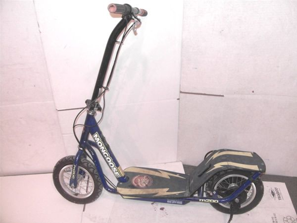 Mongoose Electric Scooter - $110 (Kingsville, Texas)