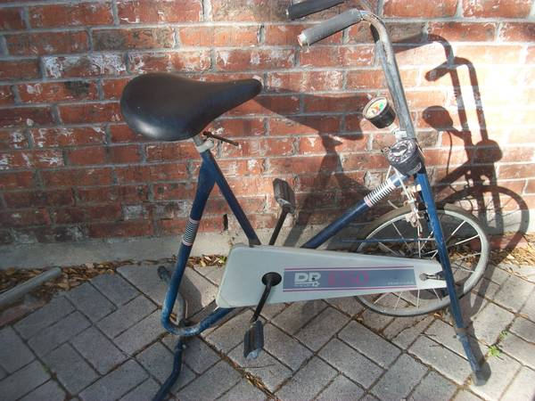 DP 1050 Stationary Exercise Bike - Made in USA - $15 (CC Southside)