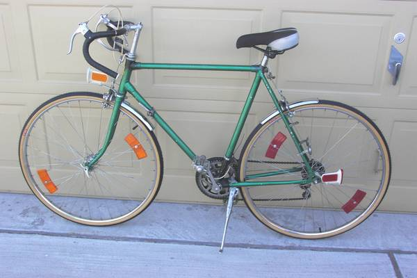 C-ITOH 10 SPEED ROAD BIKE - $125 (ROCKPORT)