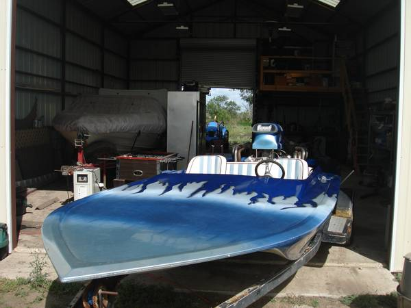 1978 Youngblood TX 19 Jetboat - $9500 (Orange Grove)