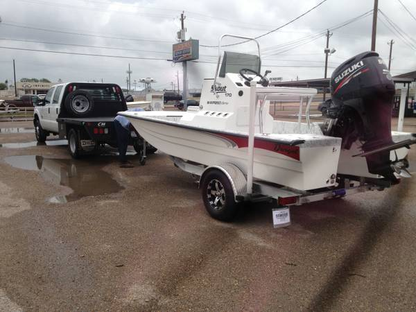 Dargel Scout 17 boat for sale - $26000 (Corpus Christi)