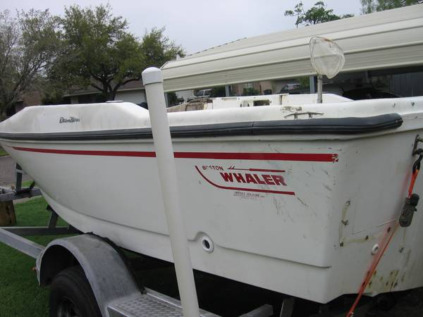 1995 BOSTON WHALER -   x0024 1400  ANNAVILLE