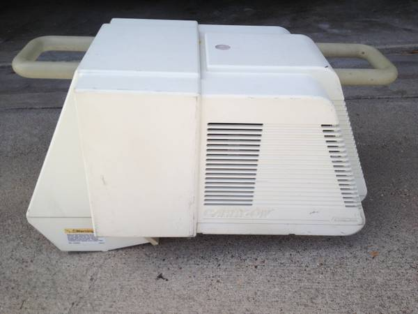 Cruisair carry on air conditioner for sale