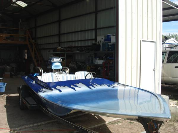 1978 TX 19 Youngblood Jet Boat - $9500 (Orange Grove)