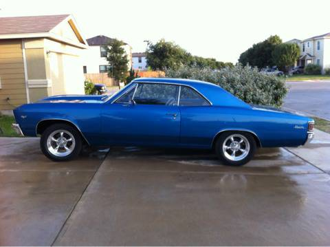 Trade 67 Chevelle for center console or wakeboard style boat (Austin )