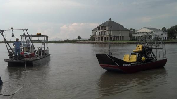 1979 Panther Airboat LIKE NEW (Katy TX )